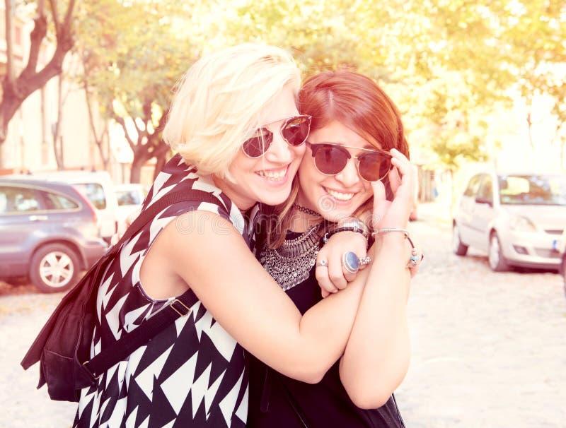 Vriendschap royalty-vrije stock foto's