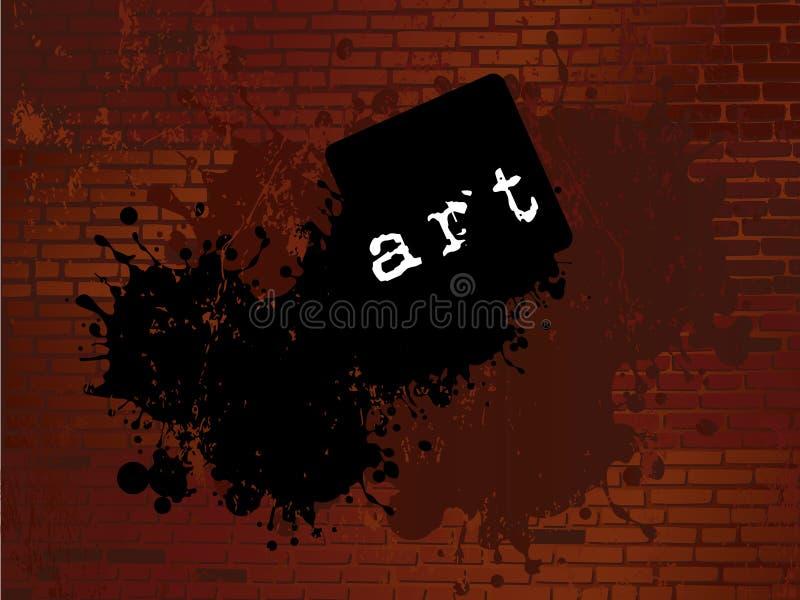 Vrij Art. stock illustratie