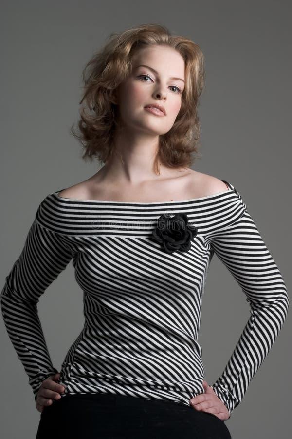 Vrij in Streep royalty-vrije stock afbeeldingen