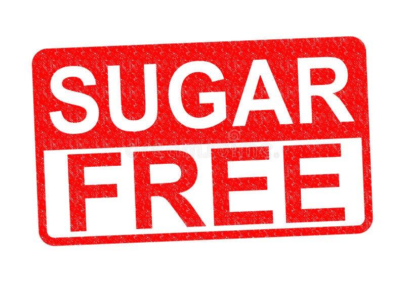 Vrije suiker vector illustratie