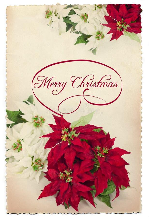 Vrolijke Kerstkaart royalty-vrije stock fotografie