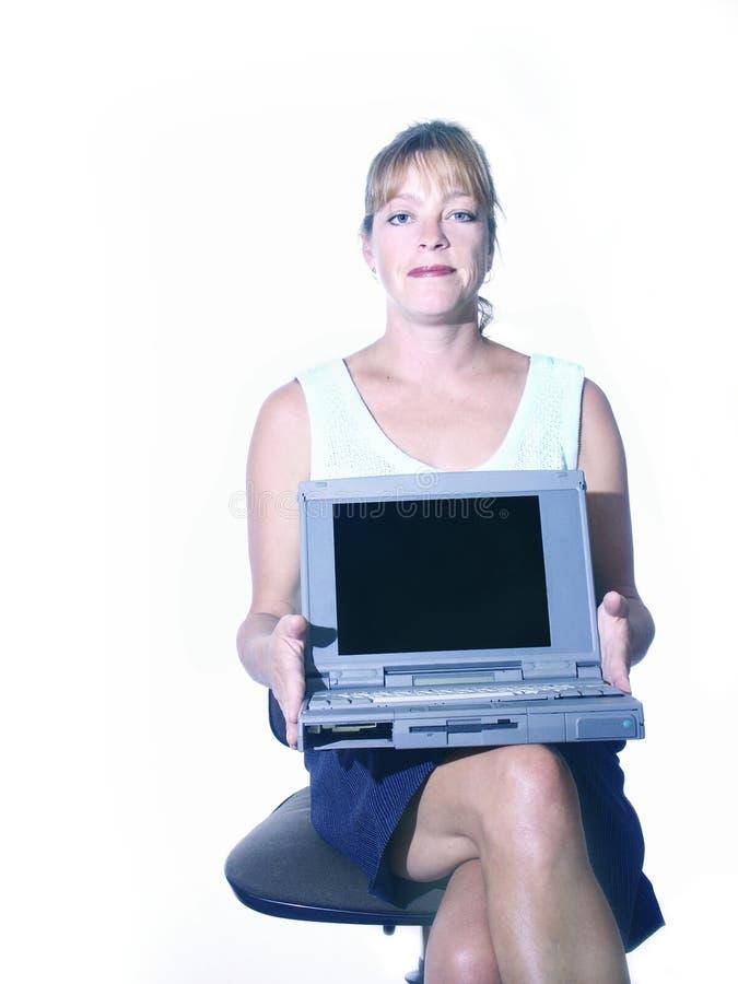 Download Vrouw stock foto. Afbeelding bestaande uit zeker, vertoning - 279498