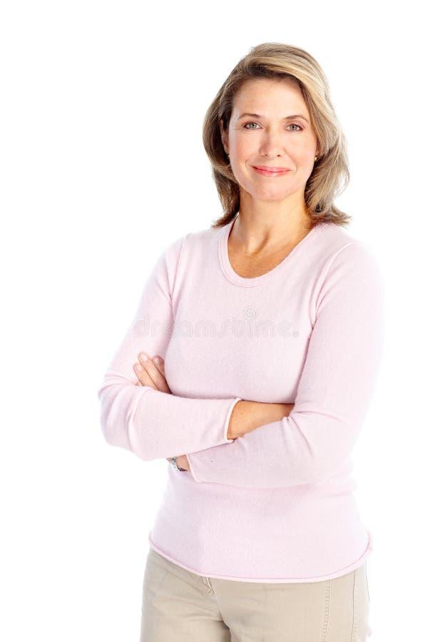Vrouw royalty-vrije stock foto