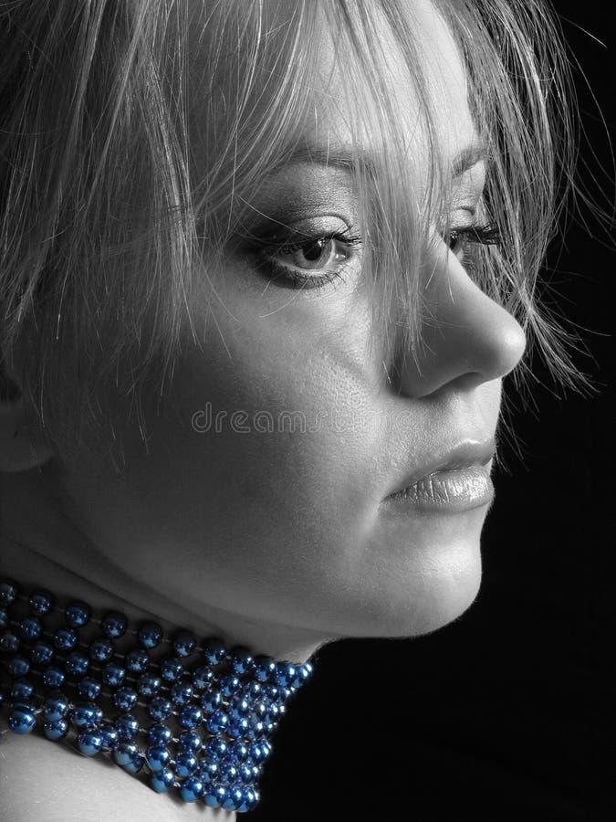 Vrouw stock afbeelding