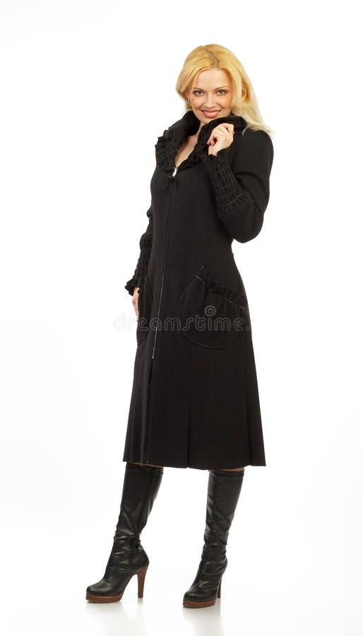 Vrouw. stock fotografie