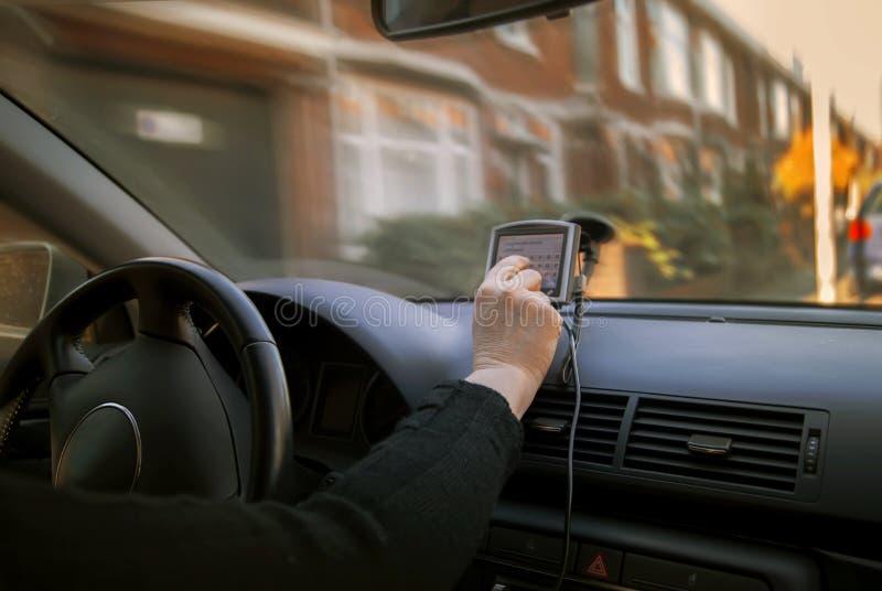 Download Vrouw in auto stock foto. Afbeelding bestaande uit meisje - 29500596