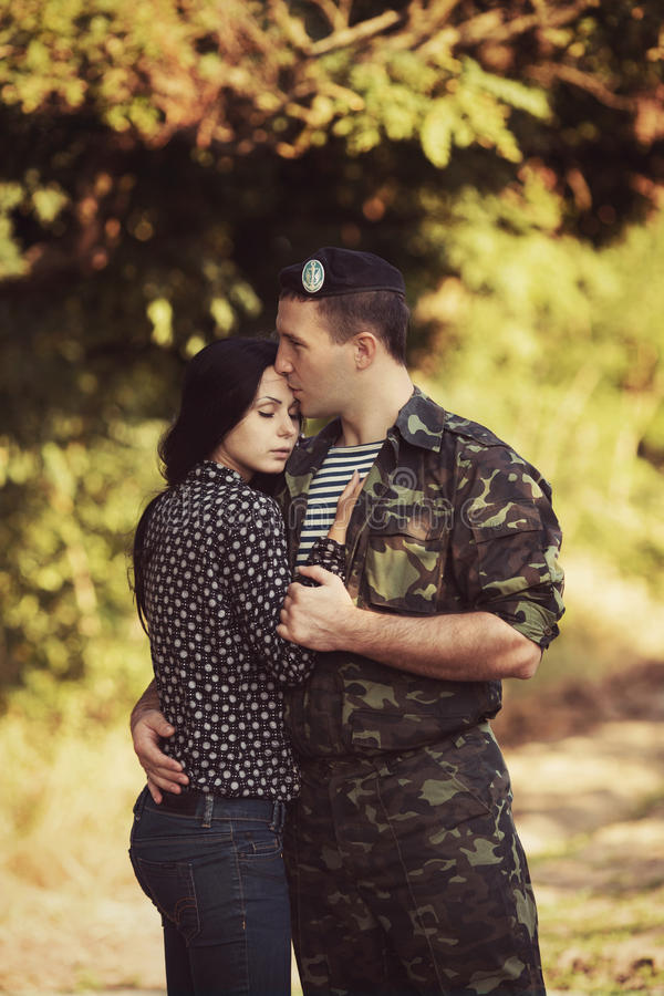 Dating militaire kleding