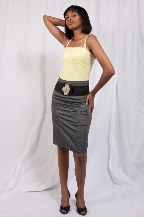 Vrouwelijk Model stock afbeelding