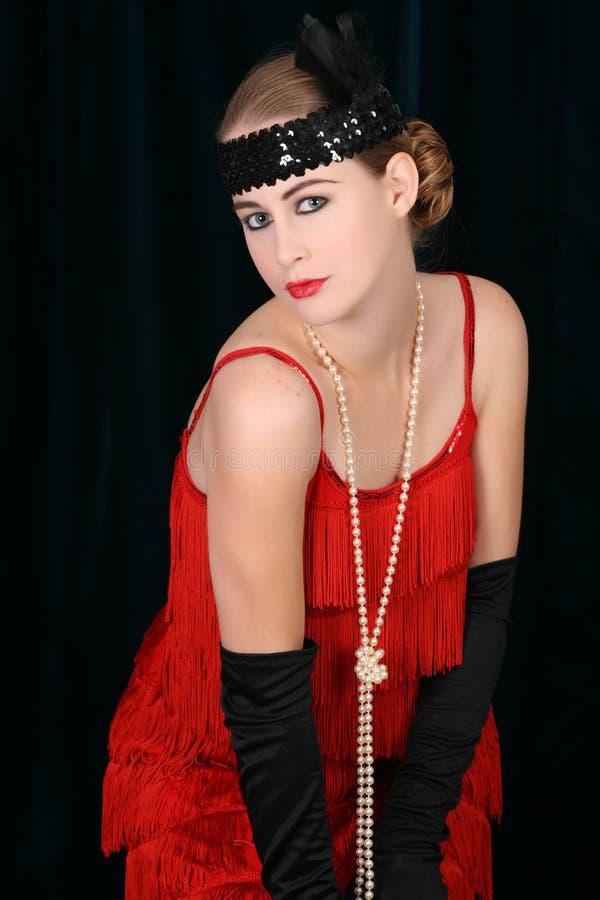 Vrouwelijk Model stock fotografie
