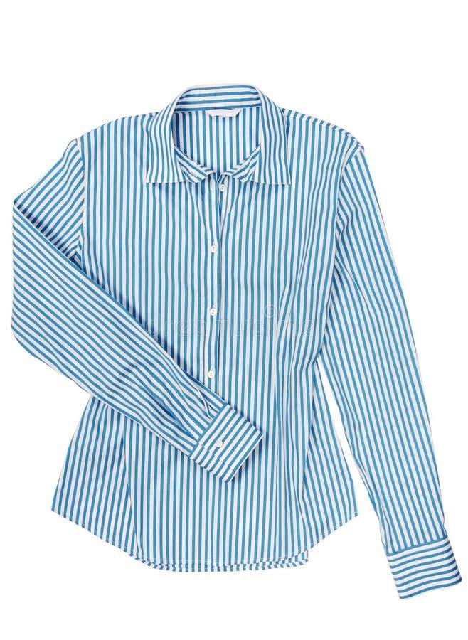 Vrouwelijk overhemd stock afbeeldingen