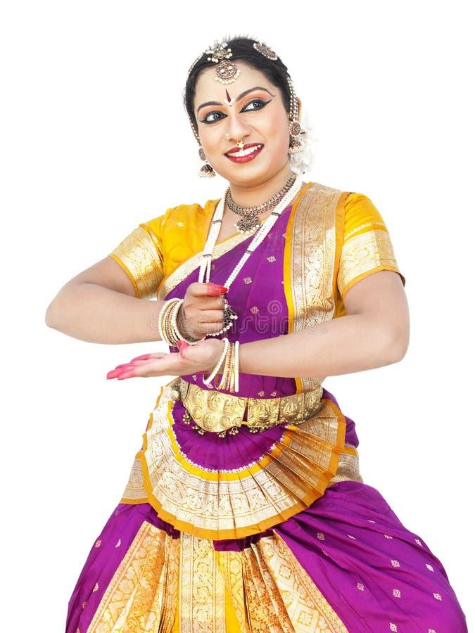 Vrouwelijke klassieke danser van Azië royalty-vrije stock foto's