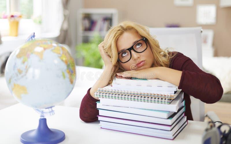 Vrouwelijke tiener stock fotografie