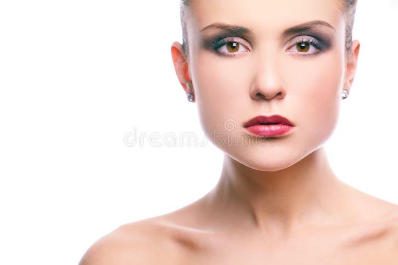 Download Vrouwelijkheid stock afbeelding. Afbeelding bestaande uit looking - 29514523