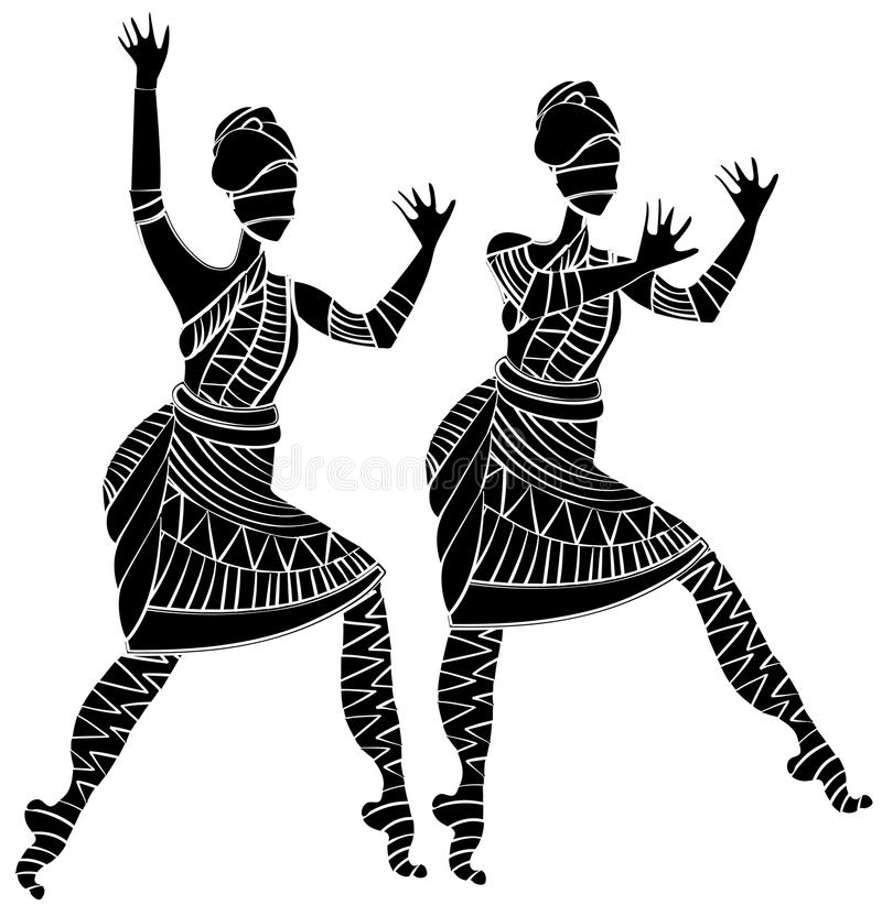 Vrouwen vector illustratie
