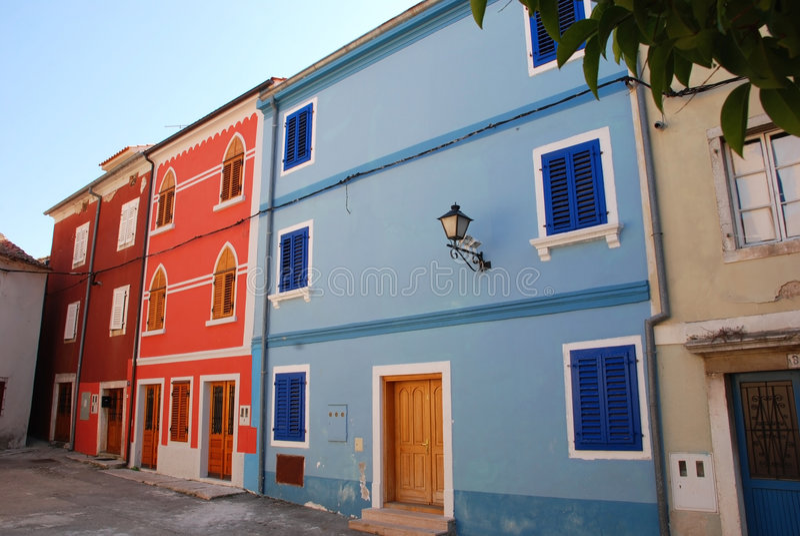 Vrsar, Croatia fotografie stock libere da diritti