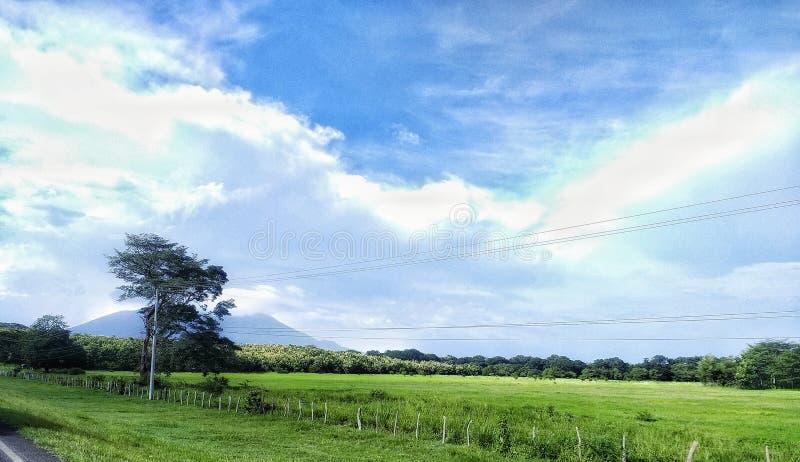 Vruchtbaar Land stock foto's