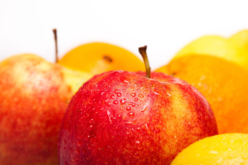 Vruchten! stock afbeelding