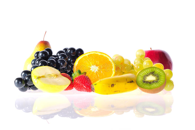 Vruchten. royalty-vrije stock fotografie