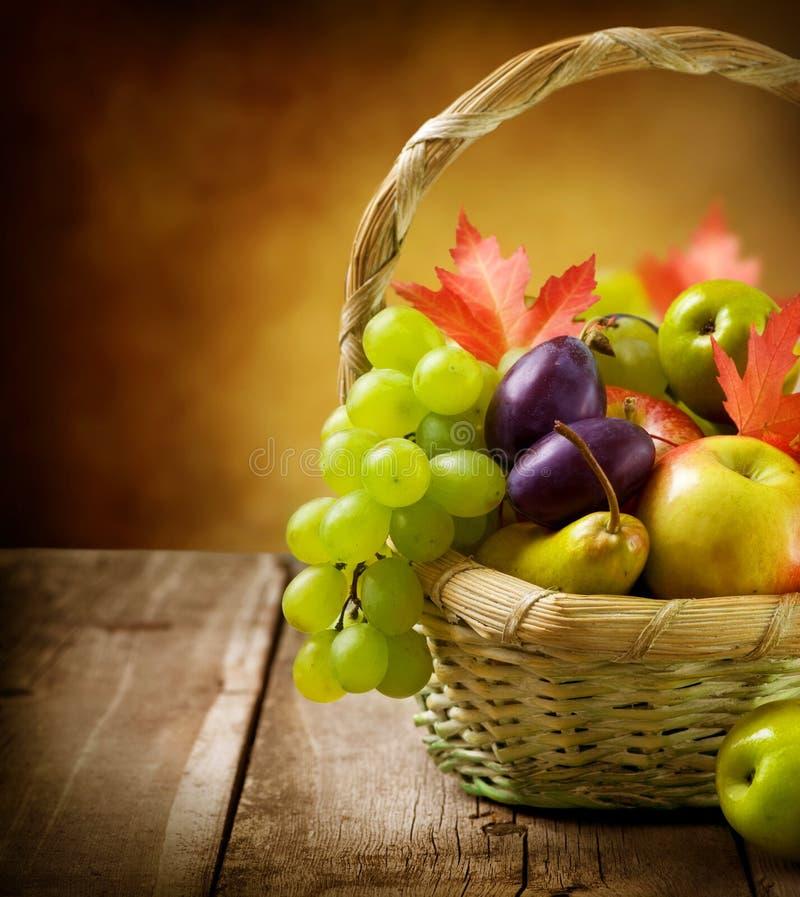 Vruchten in de Mand