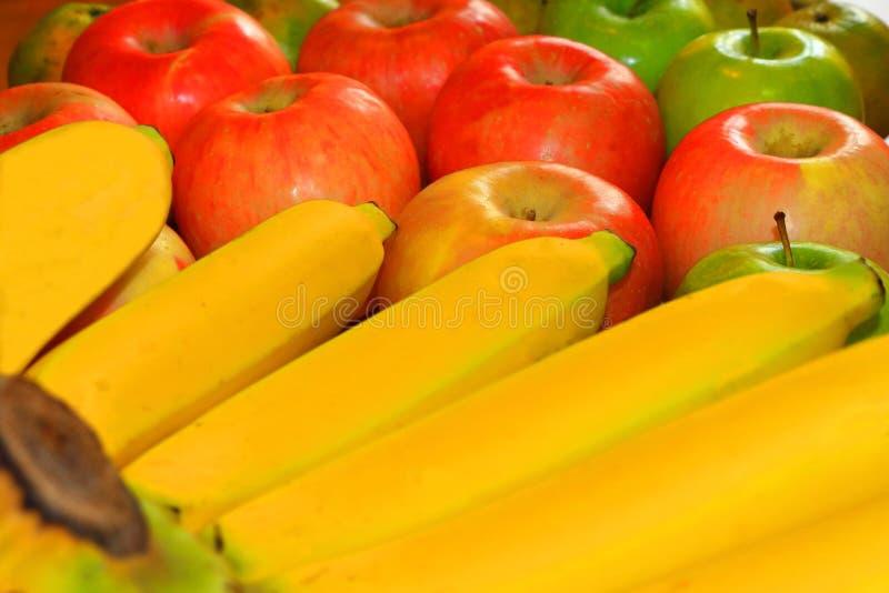 Vruchten verhaal stock afbeelding