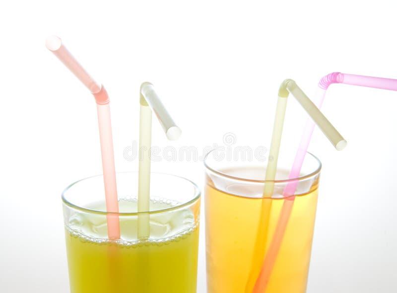 Vruchtesap stock foto's