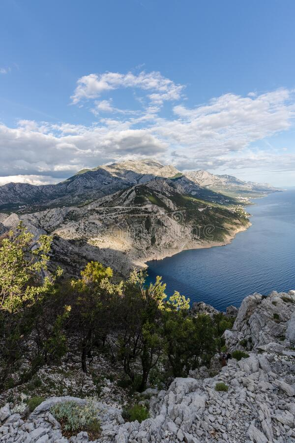 Free Vruja Bay - One Of The Most Beautiful Bays In Dalmatia Stock Photography - 168905342