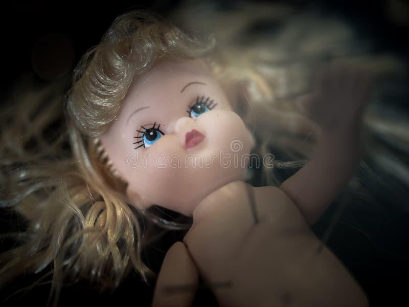 Vudú de la muñeca fotografía de archivo