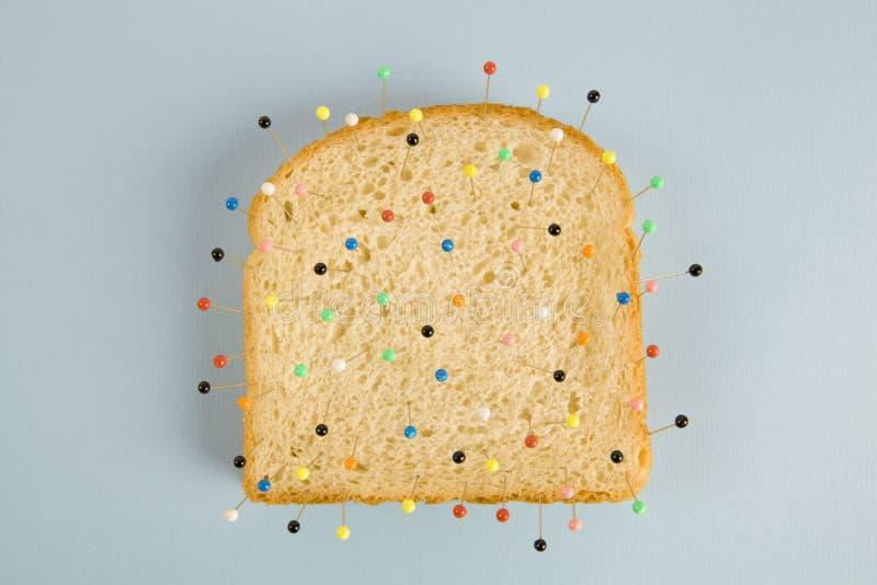 Vudu macio do pão fotografia de stock