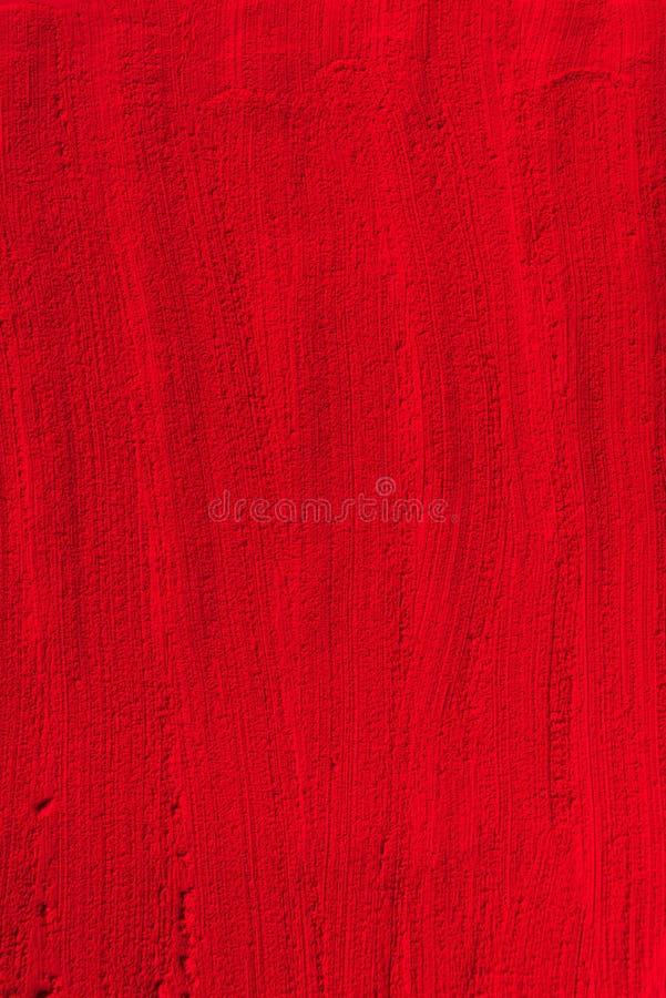 vue élevée du rouge photo stock