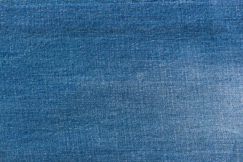 Vue étroite sur la texture de denim de jeans photo stock