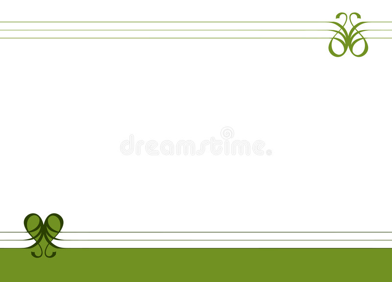Vue illustration stock