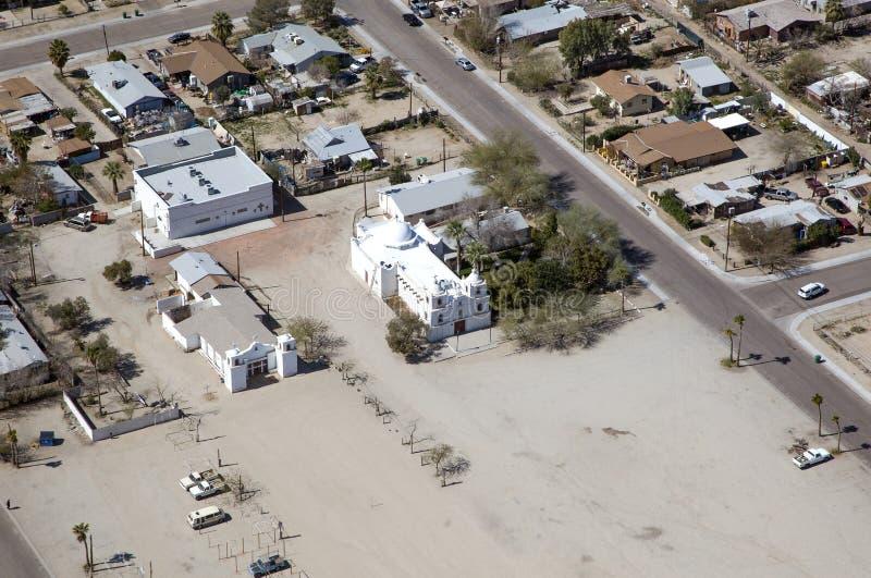 Guadalupe, Arizona images libres de droits