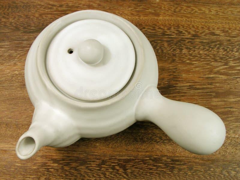 Vue bac-supérieure de thé photos libres de droits
