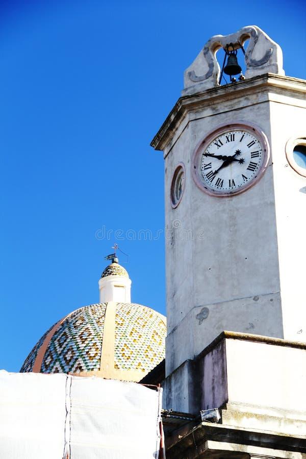 Vue Calabre Italie de Corigliano Calabro photographie stock