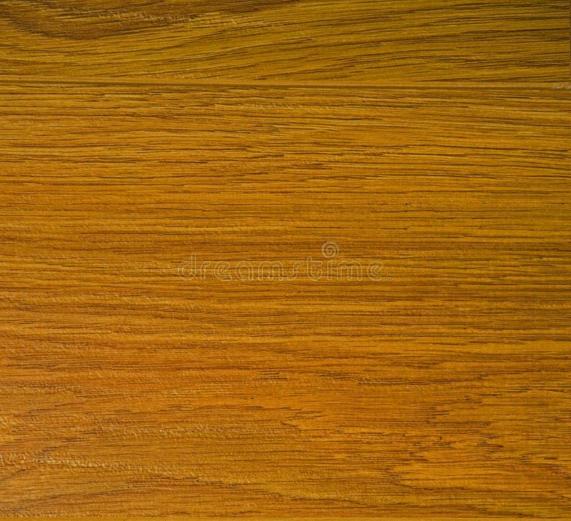 Vue détaillée de la texture en bois sur le plancher, la table ou les meubles photographie stock libre de droits