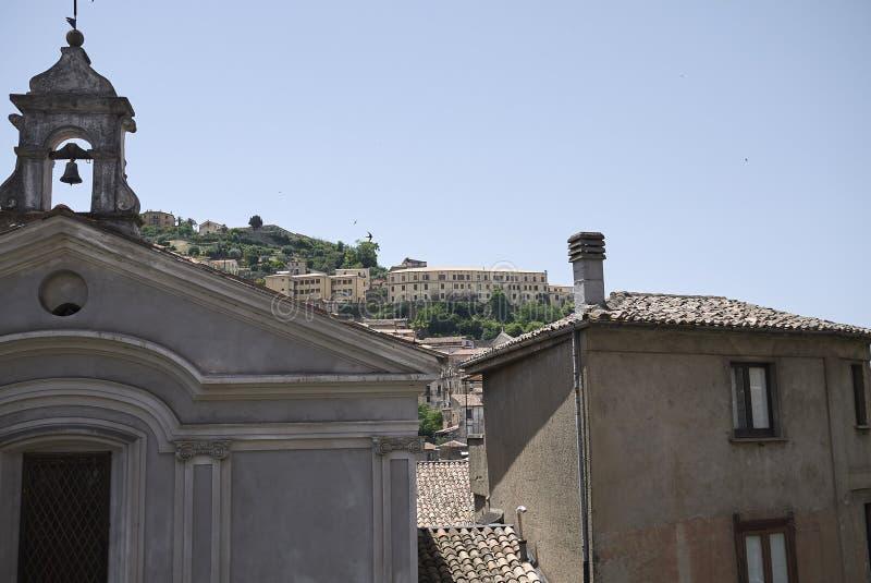 Vue d'église de Domenicane de delle de Santa Croce images libres de droits