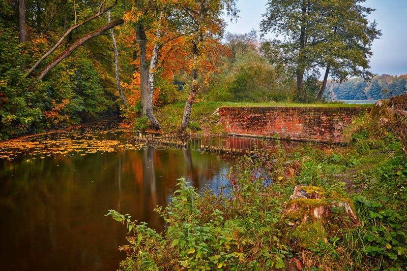 Vue d'automne photographie stock libre de droits