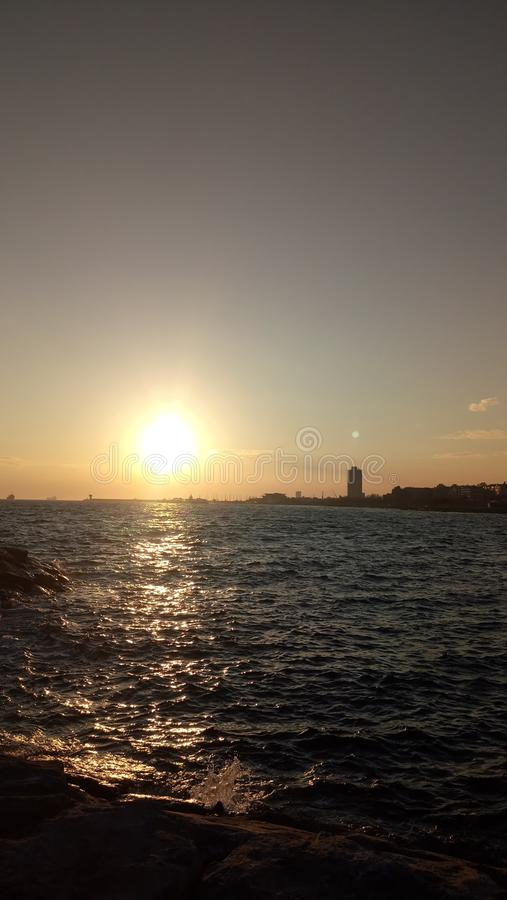 Vue d'Istanbul image stock