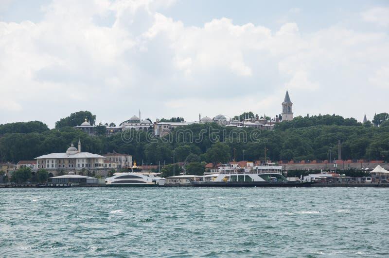 Download Vue d'Istanbul image éditorial. Image du maison, bateau - 77155585