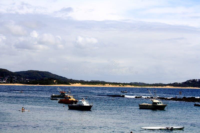 Vue d'océan @ Terrigal, Australie photo libre de droits