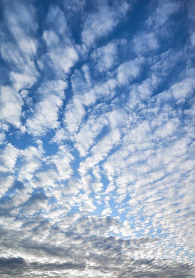 Vue d'un cloudscape scénique photos stock