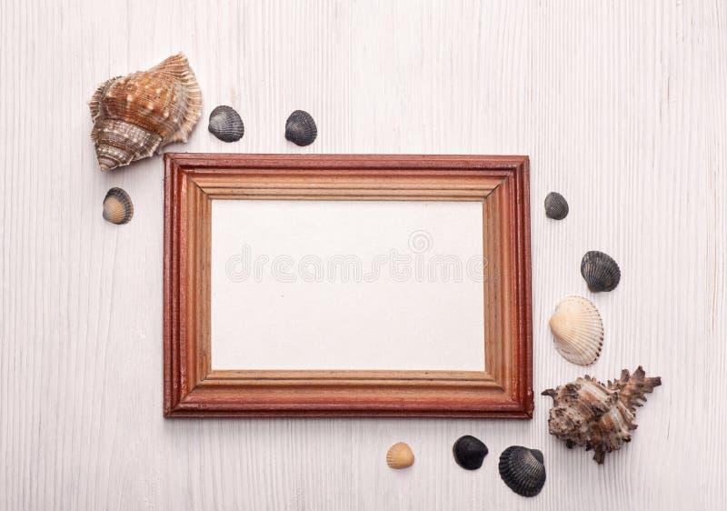 Vue de bois images libres de droits