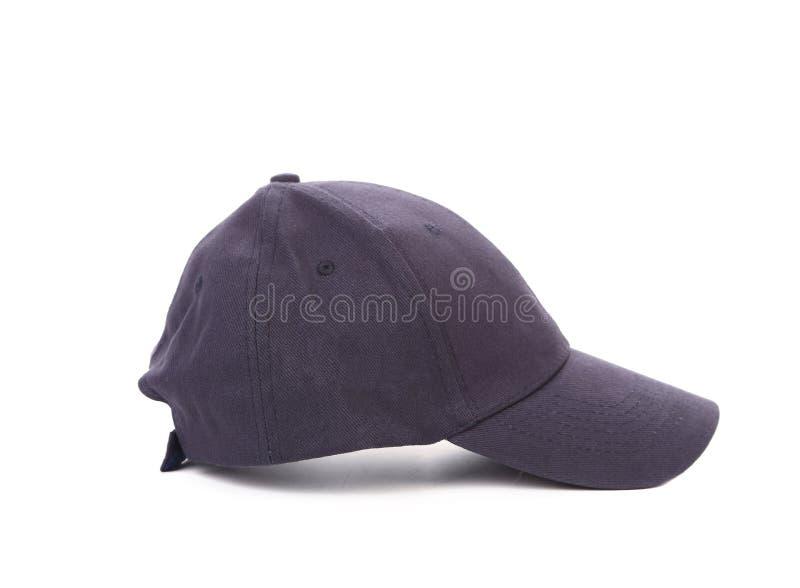 Vue de côté de travailler le chapeau fait une pointe. images stock