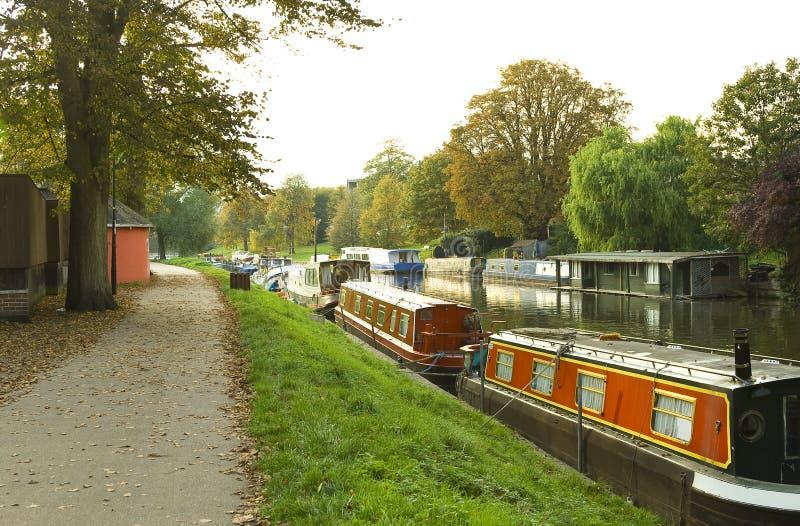 Vue de Cambridge image stock