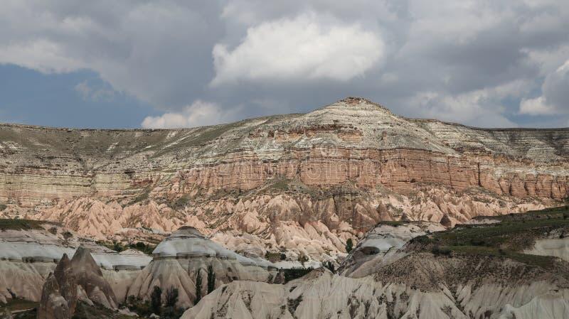Vue de Cappadocia en Turquie photo libre de droits