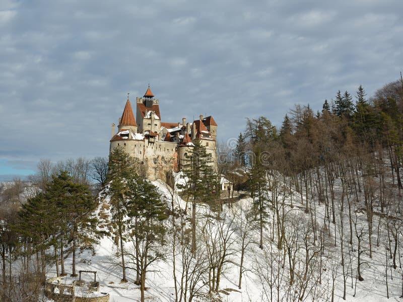 Vue de château de son photos libres de droits