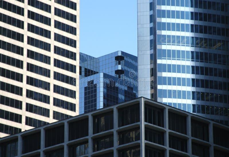 Vue de construction photo libre de droits