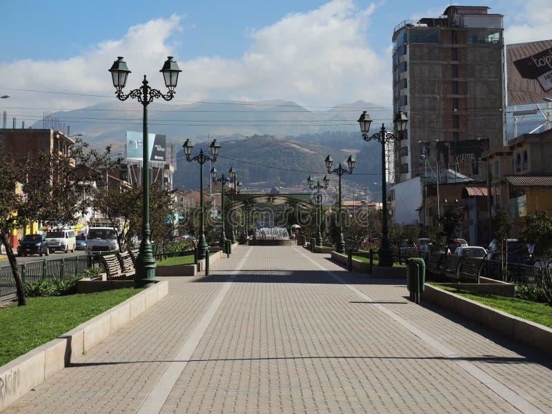 Download Vue De Cusco Moderne, Pérou Photographie éditorial - Image du horizontal, façade: 77157702