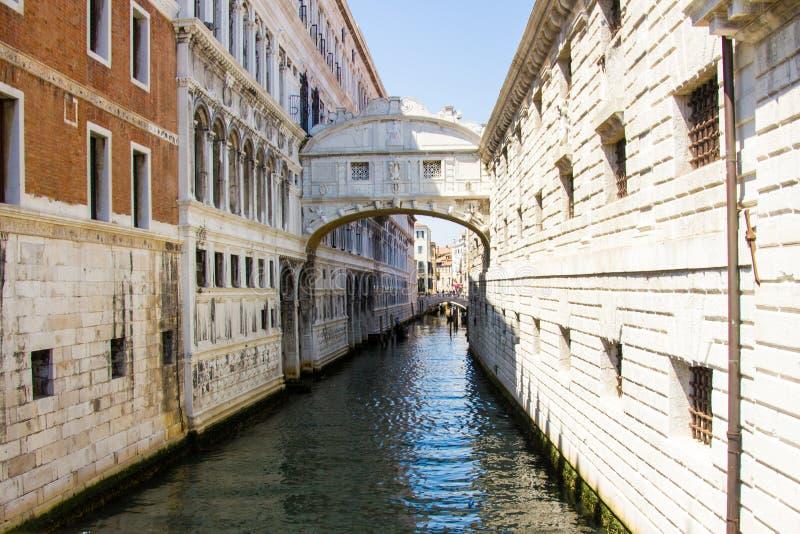 Vue de ` de Venise - Italie photographie stock