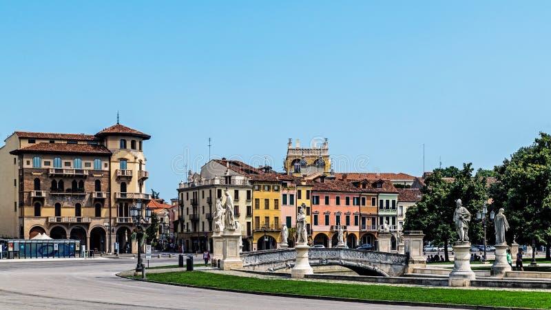 Vue de della Valle de Prato photo libre de droits